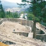 montana concrete wall